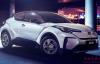一汽丰田首款纯电动SUV奕泽E擎曝光:续航达400公里