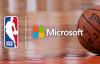 微软与NBA宣布达成长期合作伙伴关系 将提供赛事直播、点播服务