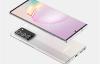 三星Galaxy Note 20+渲染图曝光:6.9寸挖孔屏 首次加入潜望镜头