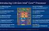 [表格] 英特尔第11代处理器各型号详细参数以及部分型号与AMD对比