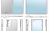 华为折叠旗舰Mate X2专利图曝光:全面屏+后置五摄
