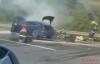 【速搜资讯】底盘往外冒火!网传特斯拉Model 3发生起火自燃