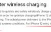 """【速搜资讯】iPhone 12 mini上市前遭苹果""""缩水"""":MagSafe无线充电最高12瓦"""