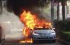 【速搜资讯】网传长安逸动电动车疑似自燃趴窝高速路 上月已自燃烧毁一辆