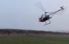 【速搜资讯】男子从县城开直升机回老家:造价125万 自家楼上可以停飞机