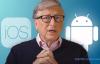 【速搜资讯】比尔盖茨:我偶尔会用iPhone,但是更喜欢自由度高的Android手机