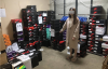 【速搜资讯】卖假耐克鞋遭抖音举报:28人被抓