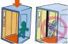 【速搜资讯】电梯下坠要不要按楼层键?进来看保命指南!