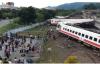 【速搜资讯】台铁列车脱轨事故致50人死亡:40多年来最惨重