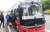【速搜资讯】每人两元!中国首个收费自动驾驶公交车重庆投运