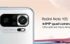 【速搜资讯】Redmi Note 10S宣布:采用6400万矩阵四摄