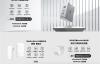 【速搜资讯】全球首款!努比亚发布多口扁平化65W大白氮化镓充电器