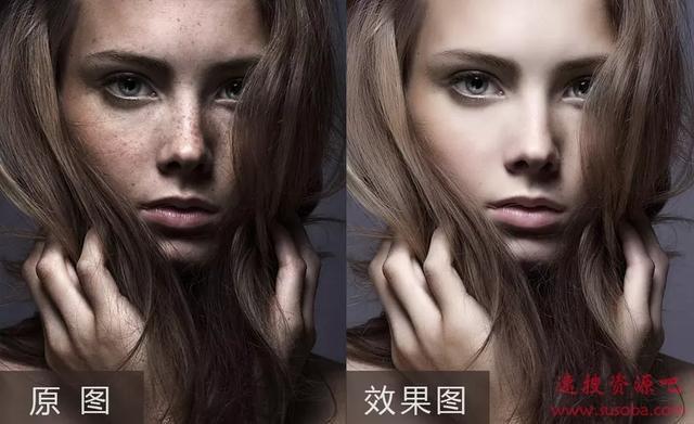 【PS插件】鲜为人知的PS一键磨皮插件Portraiture3.0下载