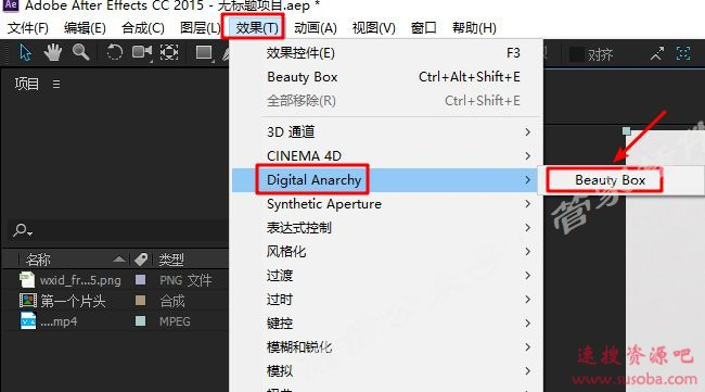AE插件『Beauty Box4.2.3』安装教程