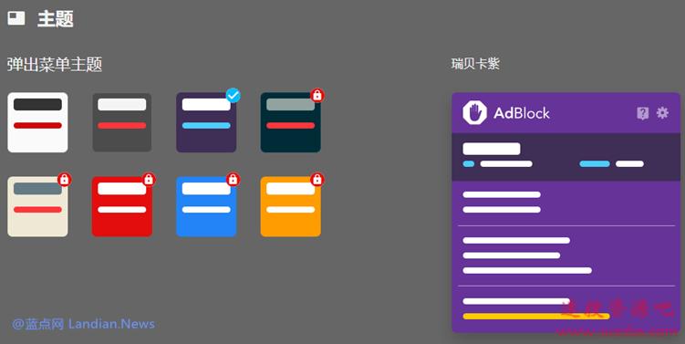 广告屏蔽软件AdBlock推出付费高级版,可同步自定义规则和替换网站广告