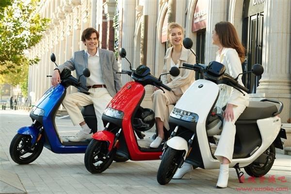 九号E系列电动摩托车天猫开卖:最高时速80 续航达240公里
