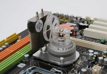 微星开发新型CPU散热器:CPU热量驱动 完全不用电
