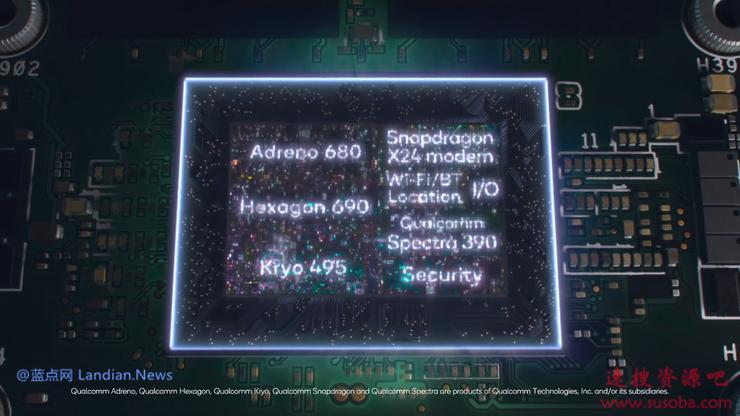高通公布搭载骁龙8cx处理器的Windows 10笔电5G网络运营商支持名单