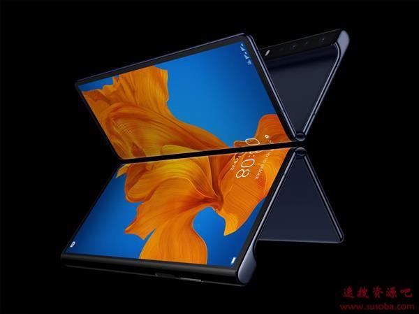 折叠屏新体验有毒!华为MateXs彻底拉开和普通手机的距离