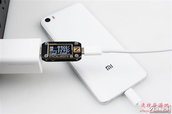 充电器也要冲击高端市场 小米65W GaN氮化镓充电器评测