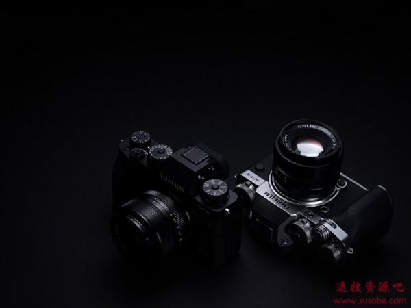 富士将发布X-T4旗舰无反相机:5轴6.5档防抖、30幅/秒连拍