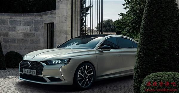 DS全新旗舰轿车DS9官图发布:外观帅炸 今年中国首发上市