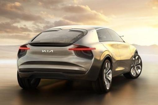 """起亚汽车即将换用全新LOGO:""""KIA""""扁平化 俊秀飘逸"""