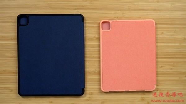 配件厂商开始相继推出新iPad Pro保护壳:方形后摄开孔瞩目