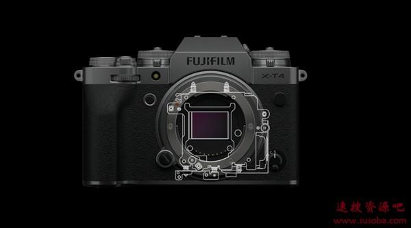 富士发布旗舰无反相机X-T4:五轴防抖、0.02秒最快对焦