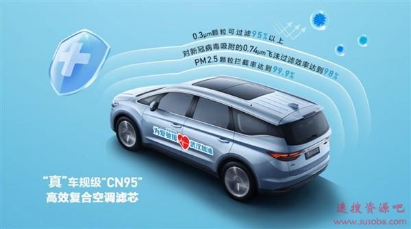 全球首家!吉利汽车获德国TüV莱茵首张整车级过滤防护中国标识证书