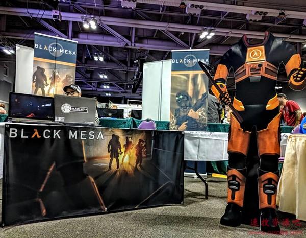 《Black Mesa》下周结束EA