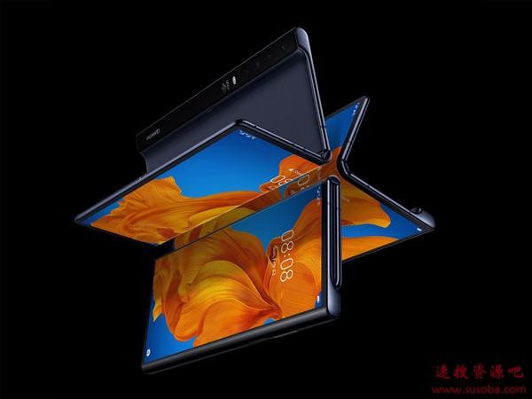 一图看懂华为Mate Xs:屏幕薄膜比黄金贵3倍、铰链用上液态金属