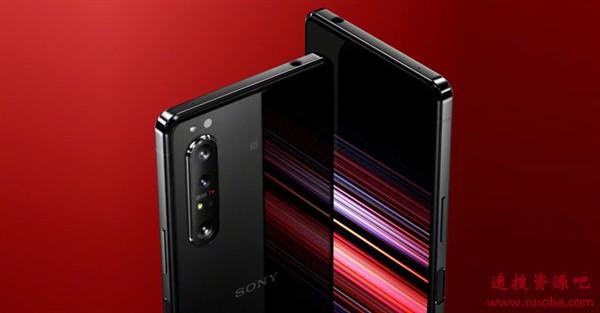 索尼Xperia 1 II/10 II欧洲售价公布:春季上市