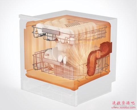 测菌报告、耗材推荐 围观官方科普:米家洗碗机能把碗洗干净吗?