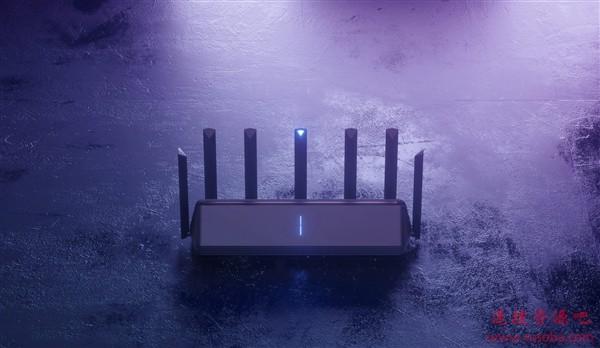 小米首款WiFi6路由AX3600明早首销:7天线、信号可覆盖两个足球场