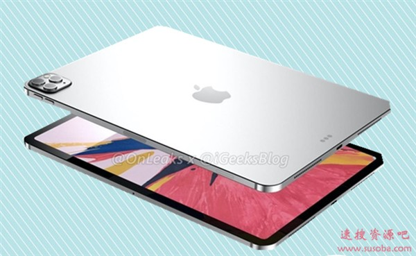 配件厂商开始行动:新一代iPad Pro锁定浴霸三摄外形