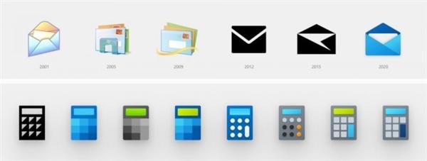 微软重构Windows 10:越来越多用户体验到新图标等内容