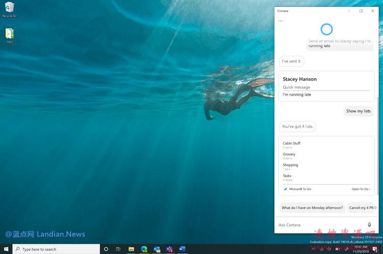 回形针换个形式回归:传微软小娜将进行品牌重塑更名为Microsoft 365助理