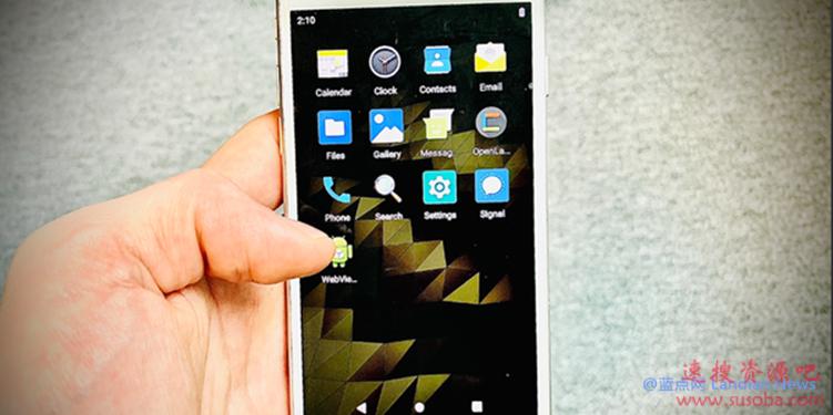 [视频] 国外开发商Corellium成功在将Android 10刷到iPhone 7中