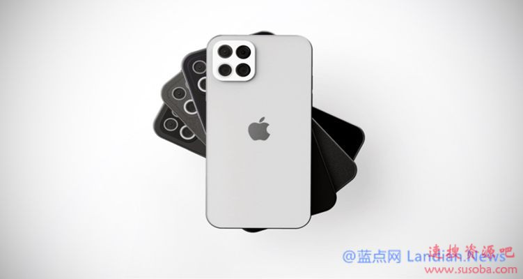 苹果将为iPhone 12 Pro系列机型配备TOF摄像头 Pro Max将配120Hz屏幕