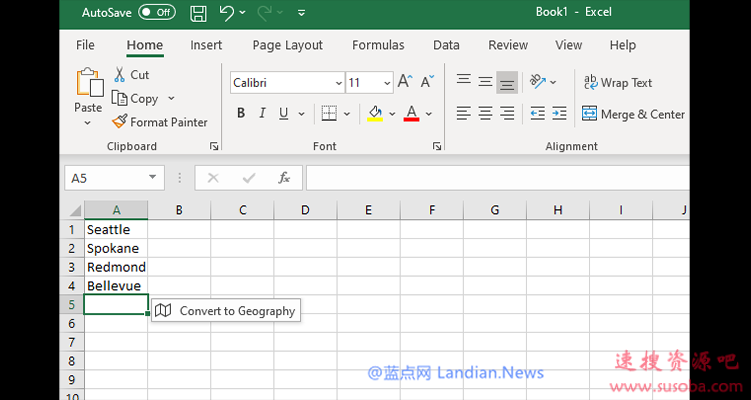 微软推出Microsoft Office Insider Build 12624.20176版添加一些新功能