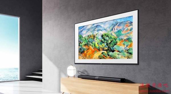 小米壁画电视75英寸首发开卖:9999元极致分体设计