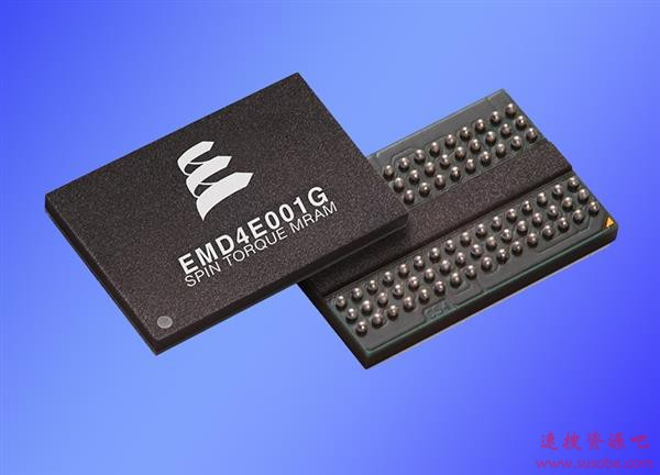 SSD主控催化剂:STT-MRAM自旋磁阻内存升级GF 12nm工艺