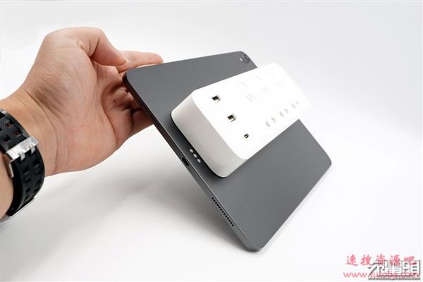 插线板也有水桶机 紫米65W USB PD快充插线板评测