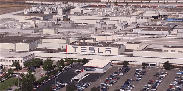 封城也阻挡不了特斯拉:超万人美国工厂继续运营