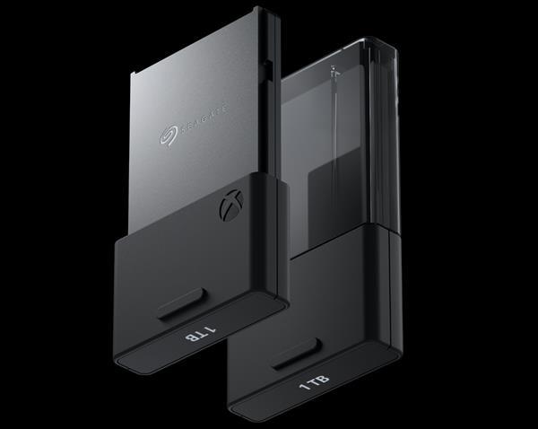 微软Xbox Series X支持迷你SSD:希捷设计、1TB容量、U盘大小