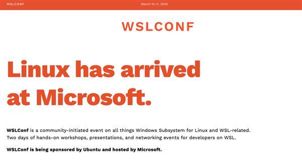新版Windows 10自带Linux内核:可Update更新 像安装驱动一样方便