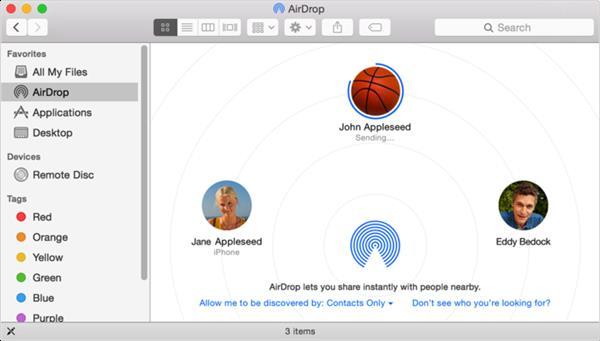 """苹果的绝招又被学了?在安卓PC玩""""AirDrop"""""""