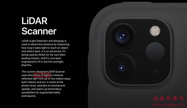 iPad Pro加入雷达:苹果到底要干啥?