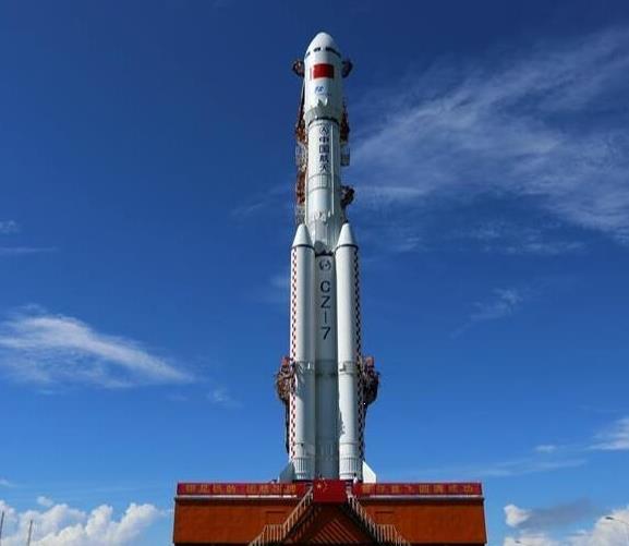 长征七号改中型运载火箭发射任务失利